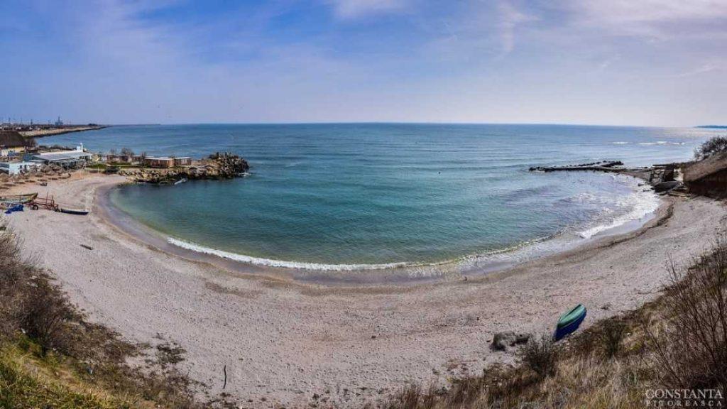 Plaja Agigea top plaje Romania plaje salbatice romania cele mai frumpase plaje romania