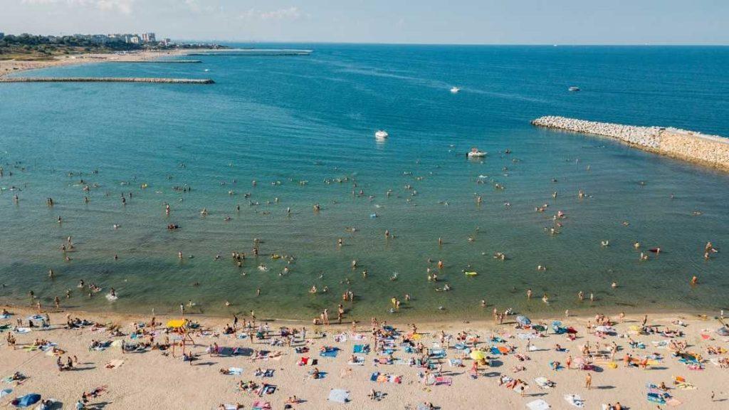 Plaja Constanta top plaje Romania plaje salbatice romania cele mai frumpase plaje romania